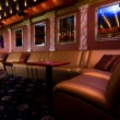 Luxury night club interior — Foto Stock