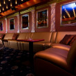 Luxury night club interior — Stockfoto