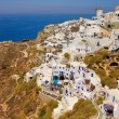 Beautiful landscape view (Santorini Island, Greece) — Stock Photo #4959763