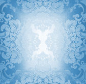 Light blue fabric pattern — Stock Photo