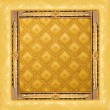 Stock Photo: Abstract luxury golden border