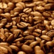 Stock Photo: Coffee beans (shallow DOF)