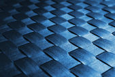 Abstract blue background (shallow DoF) — Stock Photo