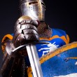 Image of glory knight - Stock Photo