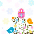 Easter design — Stock Vector