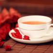Stock Photo: Red tea