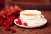 Red tea — Stock Photo
