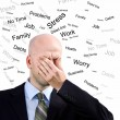 stress man — Stockfoto #2883165