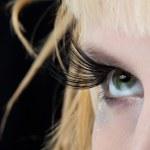 Modern fashion makeup of a female eye — Stock Photo #3272966