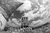Kokso-roślina ruiny — Zdjęcie stockowe