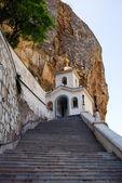 Svyato-Uspensky Monastery (Bakhchisarai) — Stock Photo
