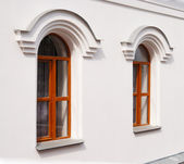 Arch windows — Stock Photo