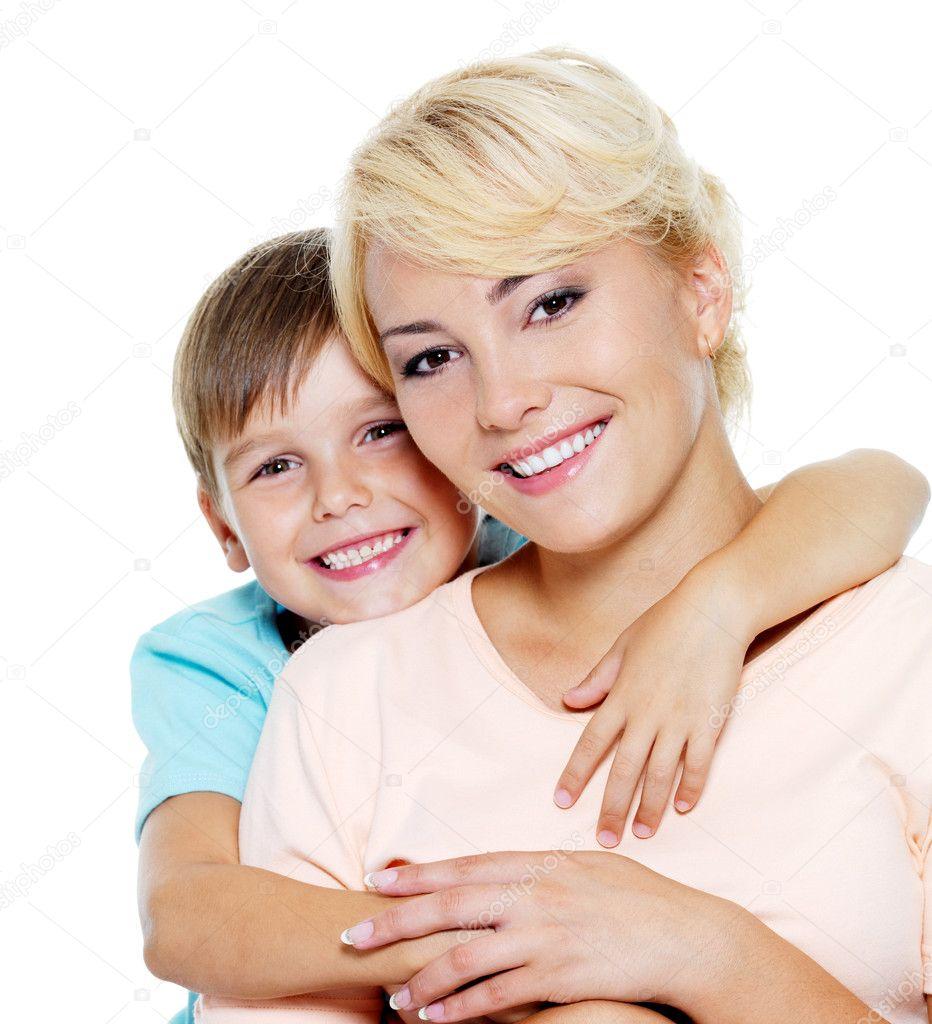 Фотосет мамы с сыном 26 фотография
