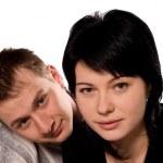 Portrait of couple — Stock Photo #2813274