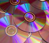 DVD — Stock Photo