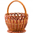 Wicker basket - Stock fotografie