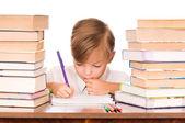 çocuk yazma — Stok fotoğraf