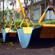 Children Playground — Stock Photo #3029369
