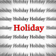 Royalty-Free Stock Photo: Holiday