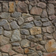 Color texture from stone masonry — Stock Photo #2969738