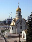 Tempel in Tscheljabinsk — Stockfoto
