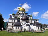 New Jerusalem monastery - Russia — Stock Photo