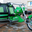 Stock Photo: Tricycle Chopper