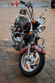 Motorcycle — Stockfoto