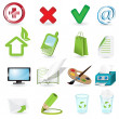 Icons — Stock Vector #3513980