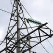 Stock Photo: Power line