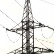 Foto de Stock  : Power line