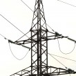 Stockfoto: Power line
