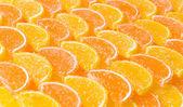 Lemon segments — Stock Photo
