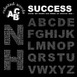 SUCCESS. - Stok Vektr