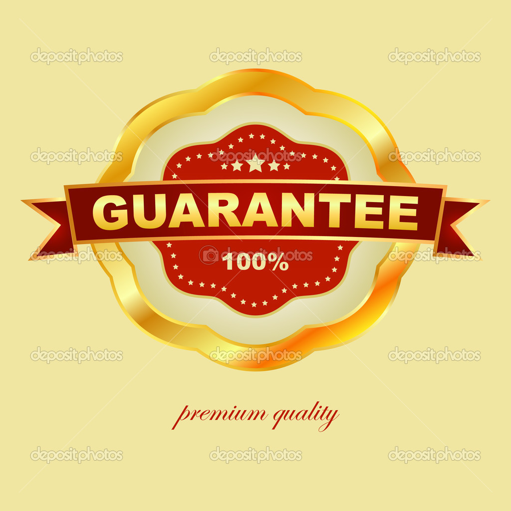 GUARANTEE. Sale signs — Stock Vector #3074895
