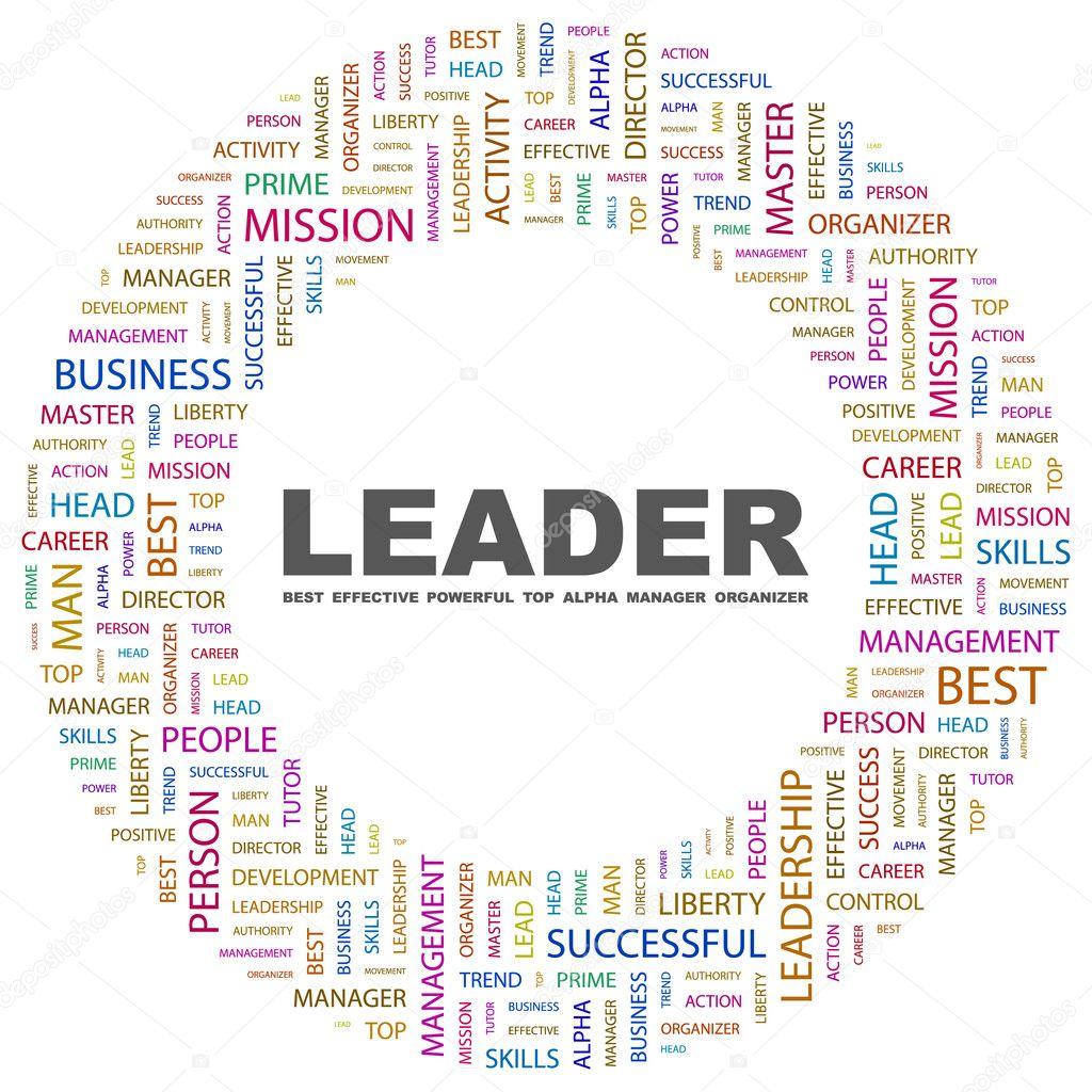 лидер слово картинки