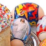 Easter eggs — Stock Photo #2930904