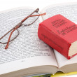 Stock Photo: Small dictionary