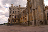Belvoir castle — Stock Photo