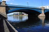 Puente de trent — Foto de Stock