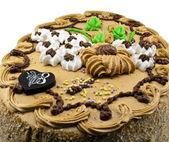 Festive cake — Stock Photo