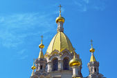 Katedralen i sevastopol — Stockfoto