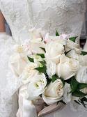 The wedding bouquet — Stock Photo