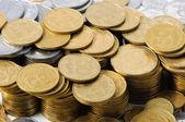 Coins . — Stock Photo