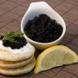 Stock Photo: Caviar