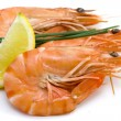 Shrimps — Stock Photo #2880757