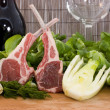 Racks of lamb — Stock Photo #2882769