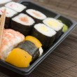 Japanese sushi — Stock Photo #3037079