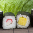 Japanese sushi — Stock Photo #3037106