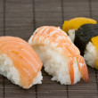 Japanese sushi — Stock Photo #3037121